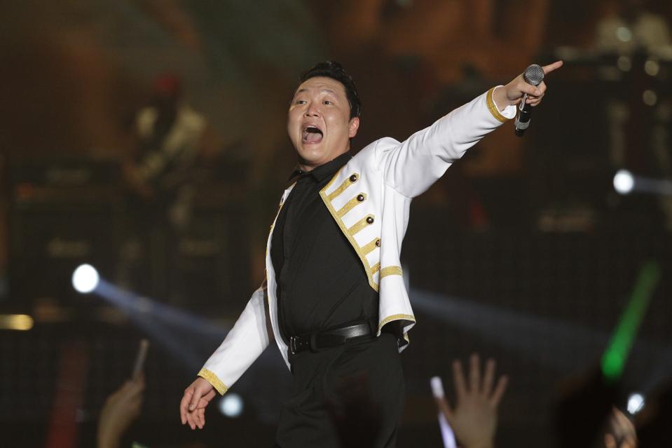 Psy's 'Gangnam Style' Finally Reaches 3 Billion Views On YouTube