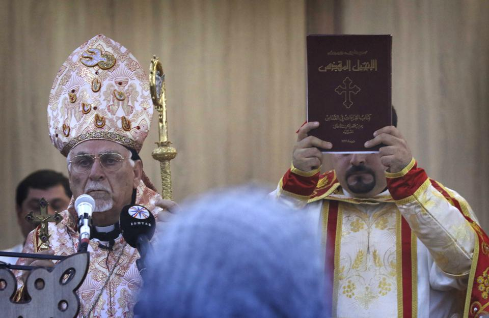 Mideast Christians Are Being Killed -- As A Result of Republican Party Policies