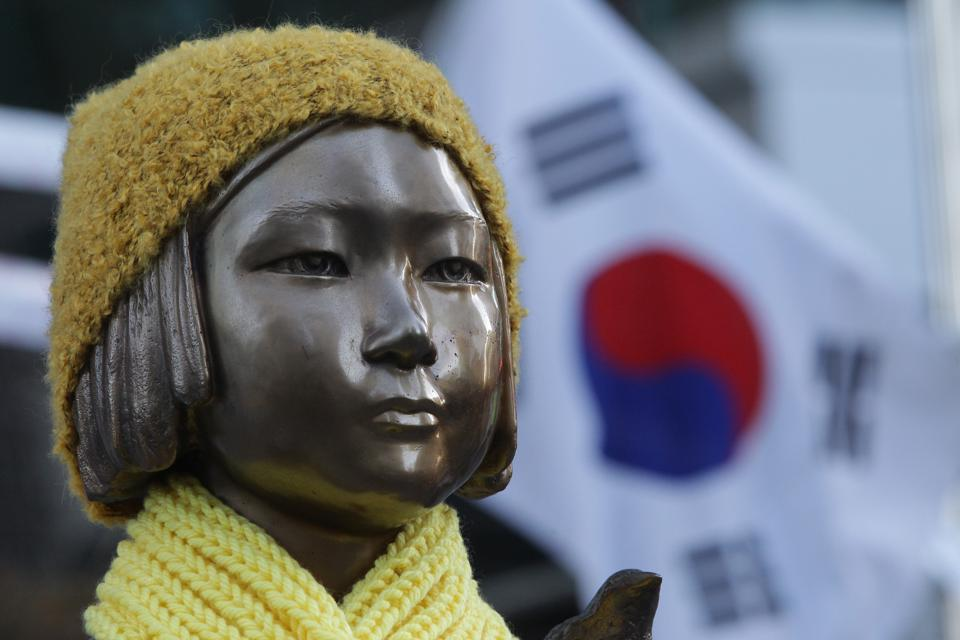 japanese comfort women essay The recently concluded comfort women deal between japan and south korea will provide a modest boost to a bilateral relationship.