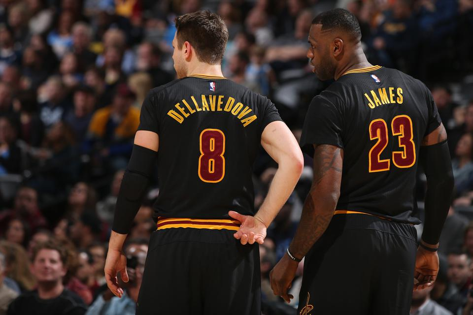 Cleveland Cavaliers v Denver Nuggets