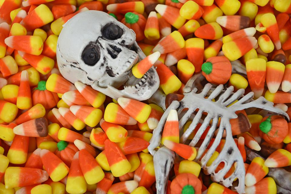 how to get candy on halloween