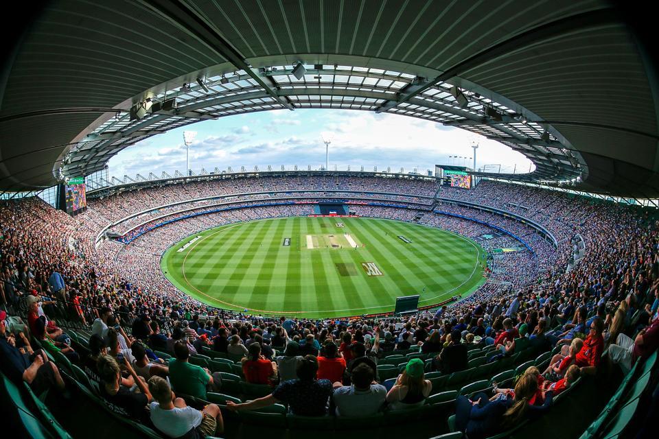 Big Bash League - Melbourne Stars v Melbourne Renegades