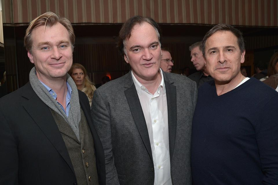 THE HATEFUL EIGHT Celebration With Quentin Tarantino And Filmmakers