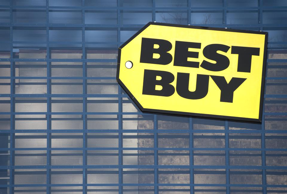 Best Buy Celebrates 50 Years With A Stink Eye To Amazon, Pours One Out For Circuit City