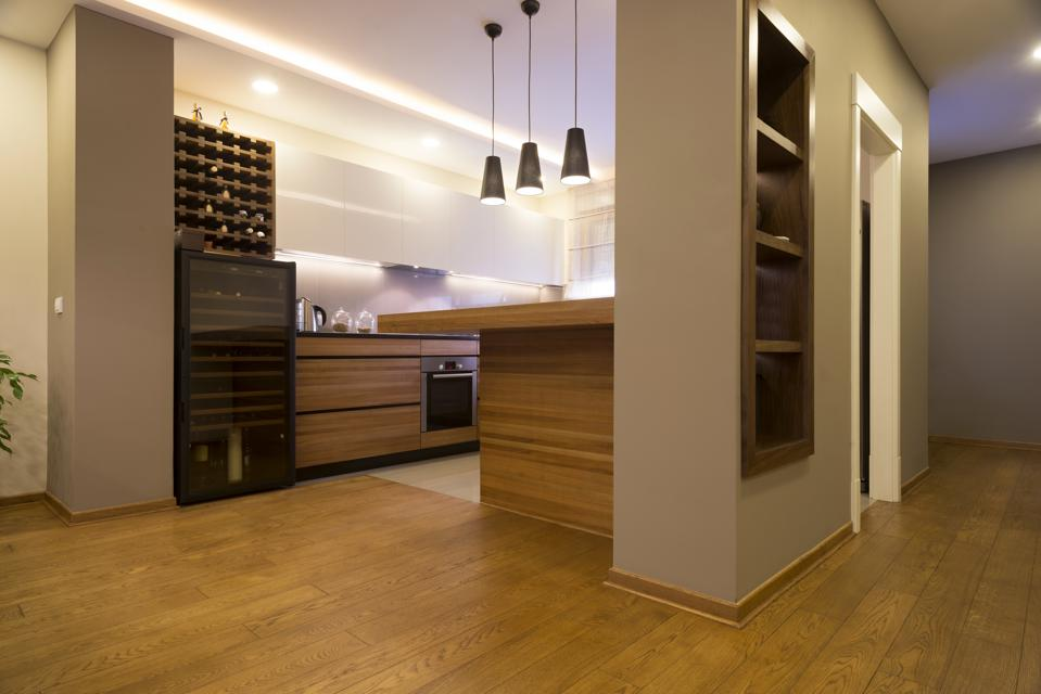 When wine storage becomes a design element