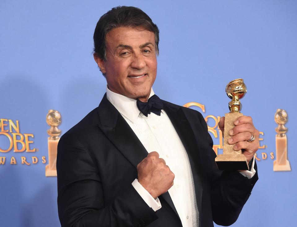 Golden Globes, Sylvester Stallone, Creed, 2016