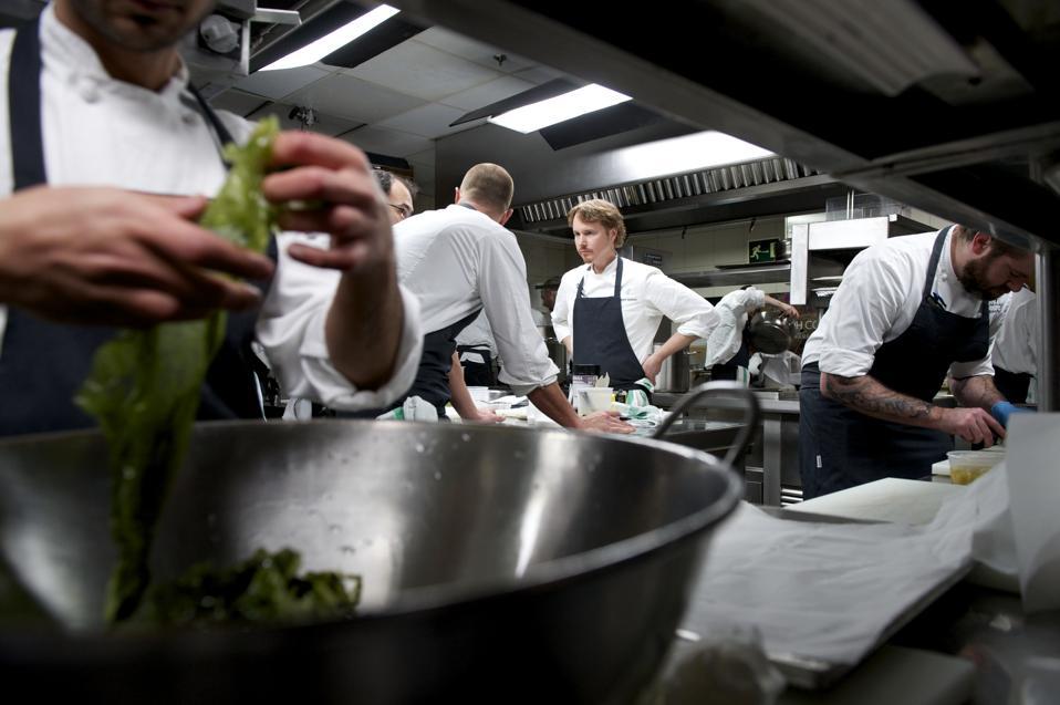 Chef Grant Achatz Presents 'Alinea Madrid' Restaurant