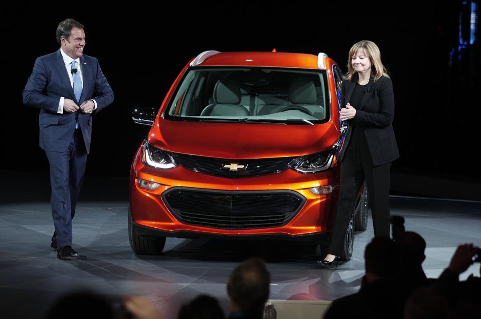 Technology Disrupters Threaten Auto Industry As Detroit