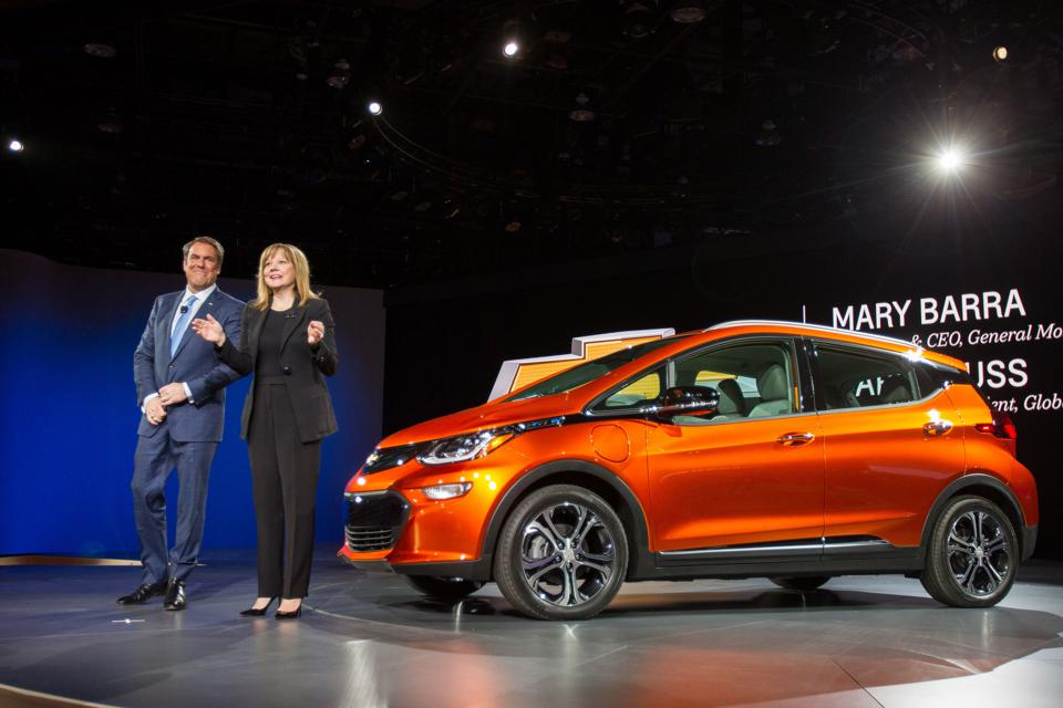 Tesla Model 3: The Monkey Wrench In GM's Plans For Chevy Bolt