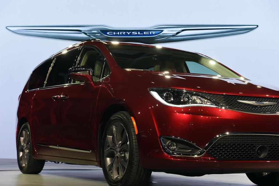 Google, Fiat Chrysler In Talks To Build Autonomous Cars