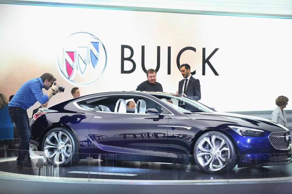 Five Of The Best At The Detroit Auto Show