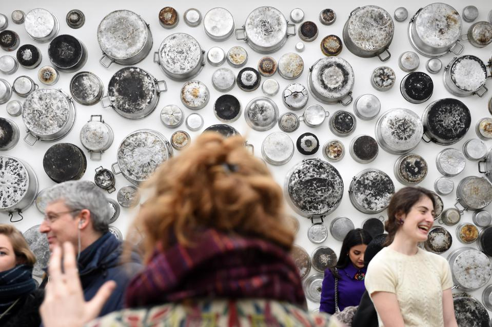 Saatchi Gallery Celebrates Female Artists In 30th Anniversary Exhibition