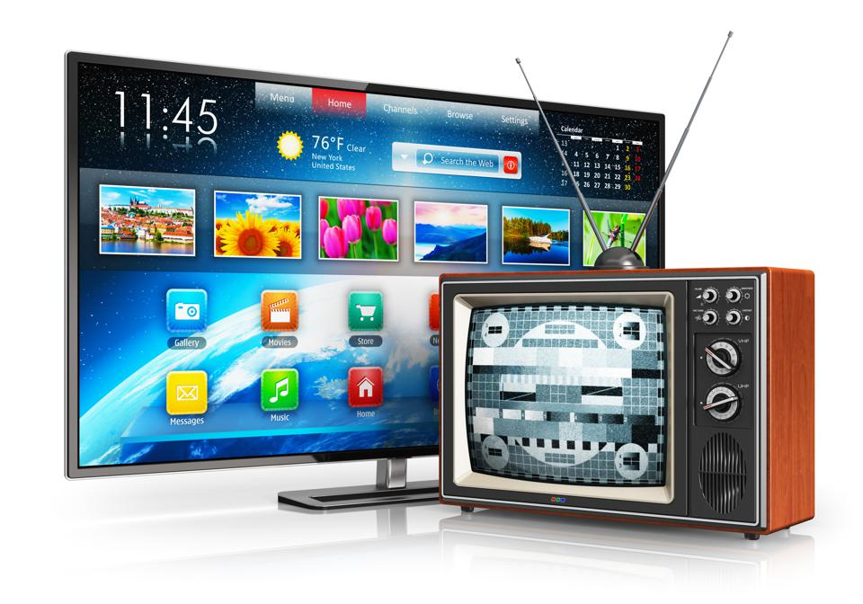 Evolution of broadcast television to digital delivery