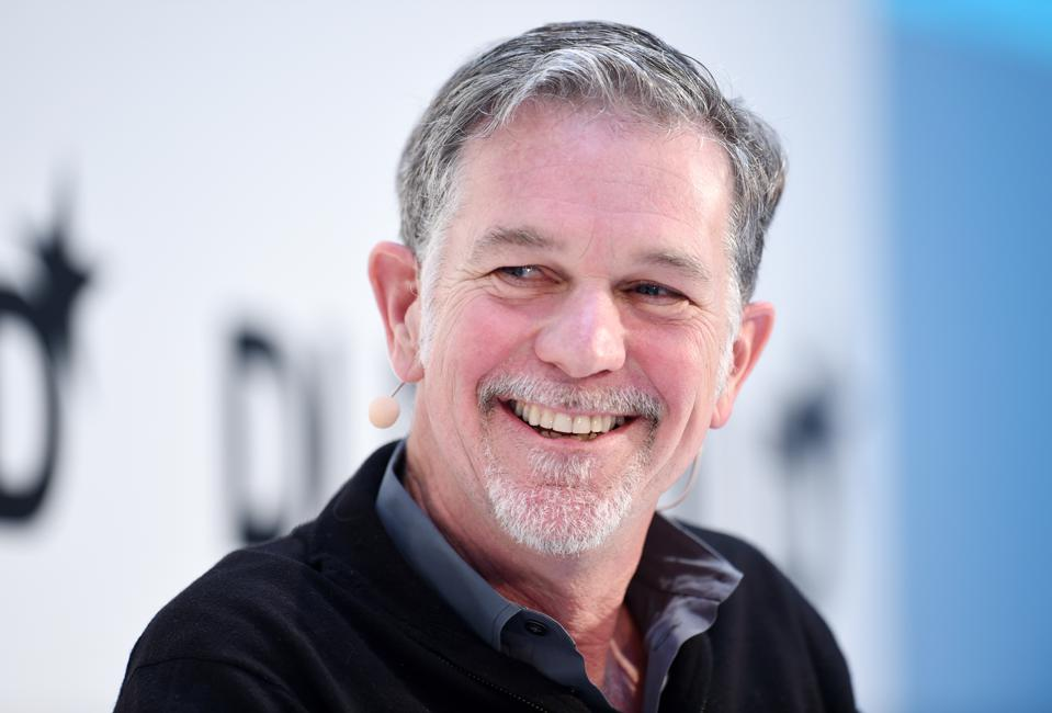 Reed Hastings' Net Worth Crosses $2 Billion Mark After Netflix Shares Hit An All-Time High