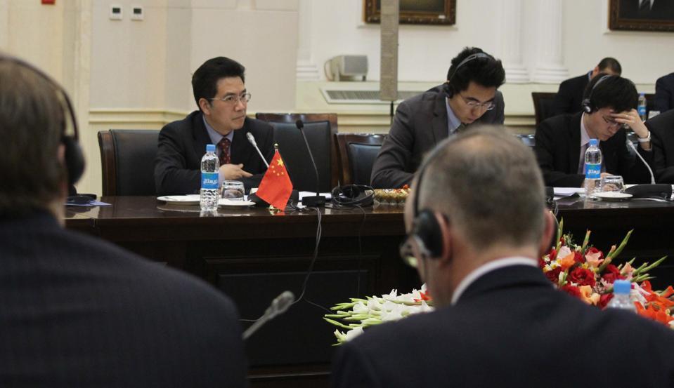 Peace talks in Afghanistan