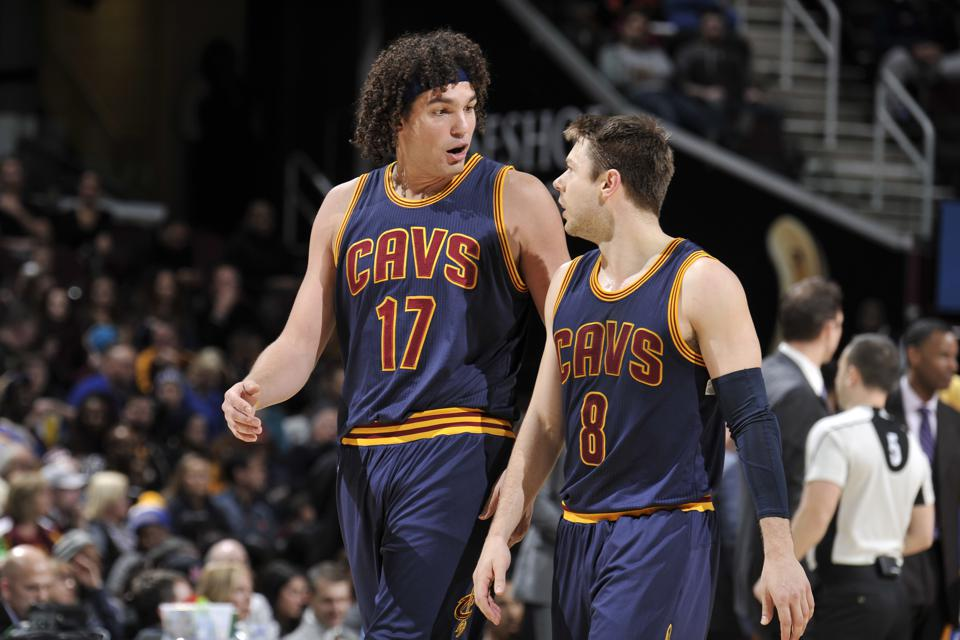quality design ae976 eee6b Anderson Varejao Should Attempt His NBA Comeback With The ...