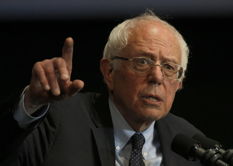 Image result for Bernie Sanders Admits if Democrats Take Over Congress, Taxes on Employers Will Go Up