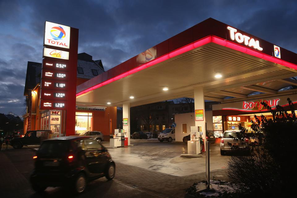 Petrol Prices Continue To Fall