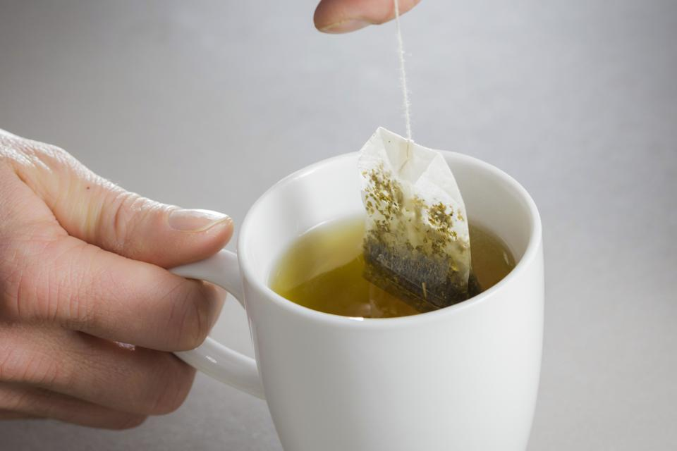 What Is In Your Tea? How About Billions Of Microplastics