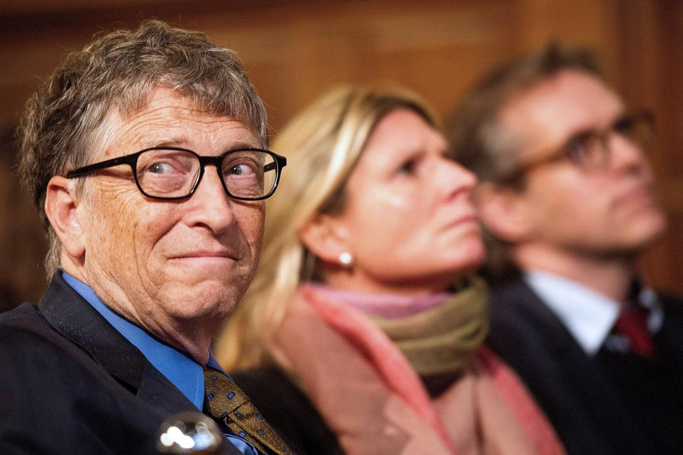 Bill Gates Just Released The Math Formula That Will Solve Climate Change