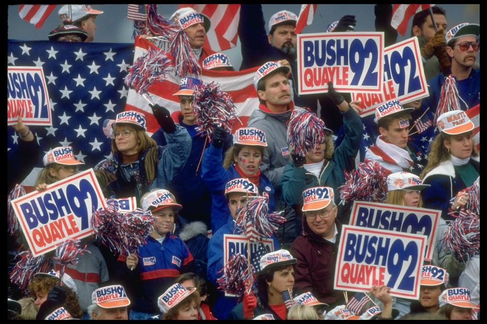 George H. W. Bush [Misc.]