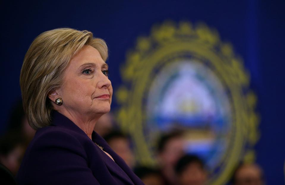 Can We Forgive Hillary Clinton For Her Past War On Video Games?