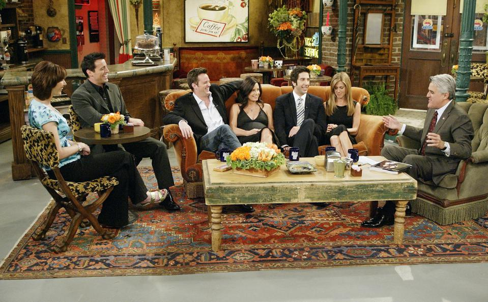 'Friends' Fans Can Now Own A Piece Of Television History