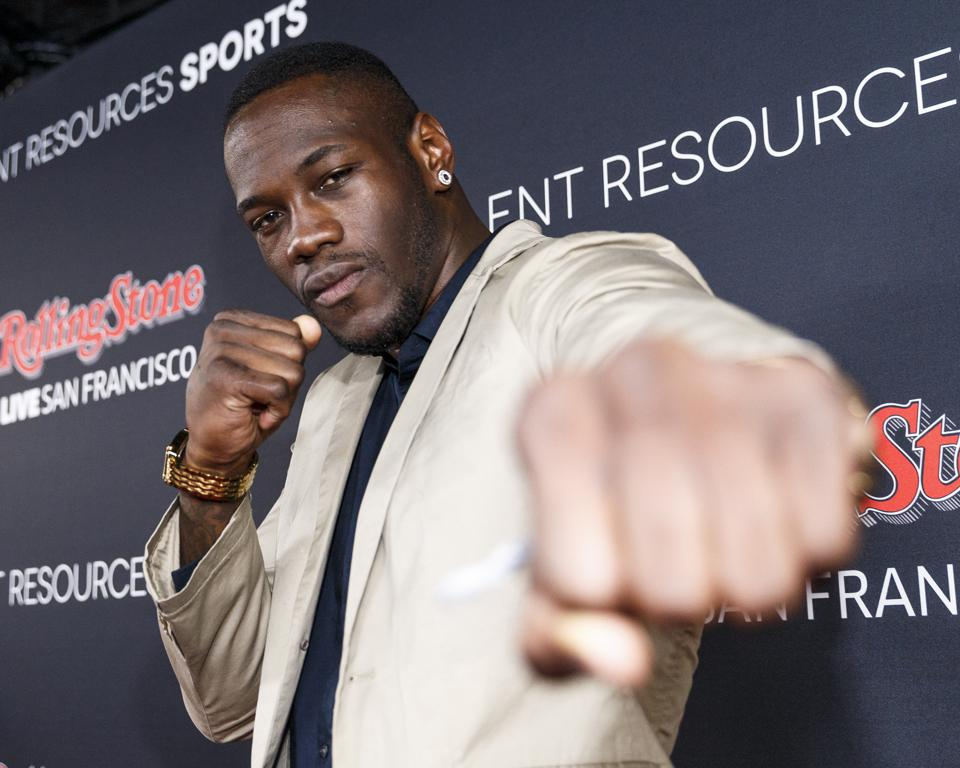 Deontay Wilder: Deontay Wilder, Anthony Joshua And Tyson Fury Can