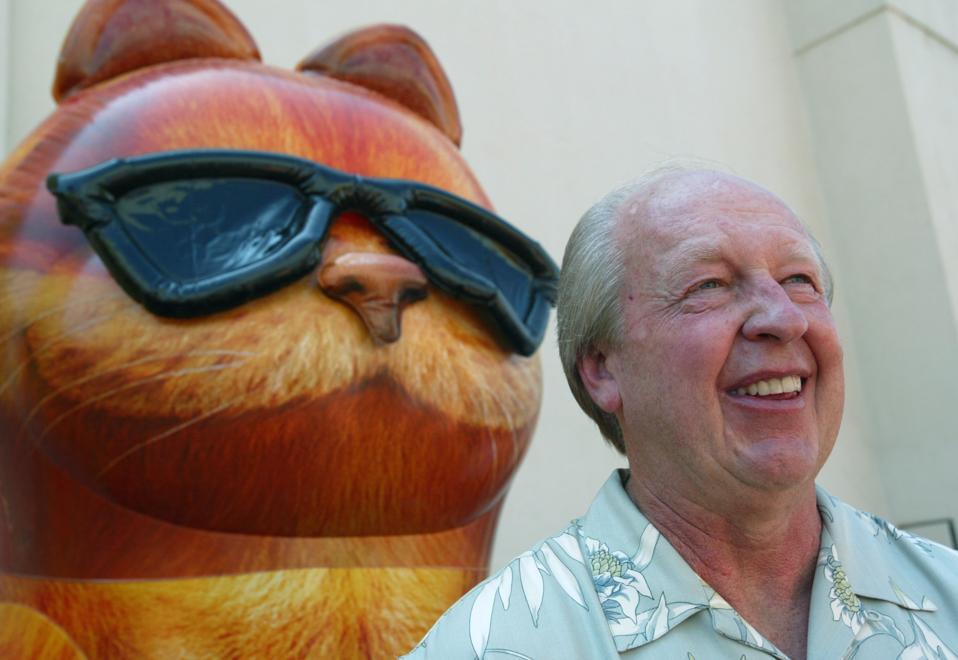 Garfield - The Movie Premiere in Los Angeles 2004