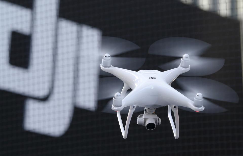 APTOPIX Japan Drones