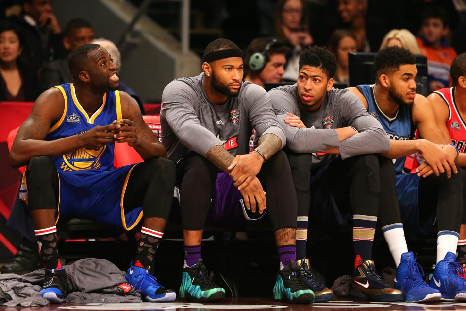 NBA Trade Rumors: Buy Or Sell DeMarcus Cousins Buzz, Klay Thompson Or Anthony Davis To The Celtics