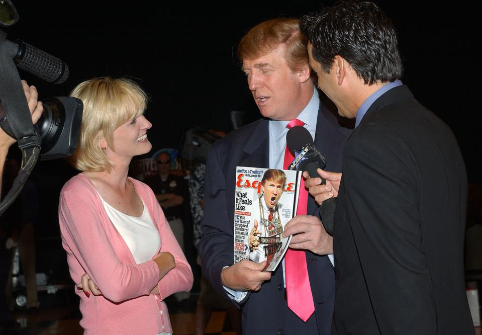 One Reason Why Tapes Of Donald Trump Bragging About Sexual Assault May Finally Get GOP Elites To Drop Him