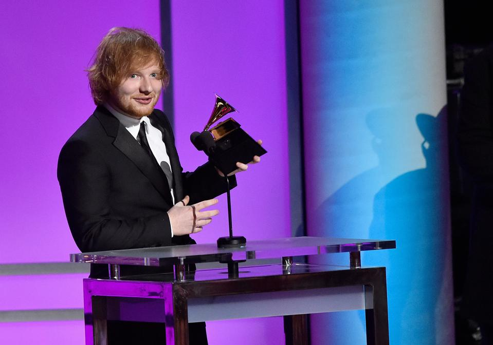 Ed Sheeran Is Being Sued For Allegedly Copying Marvin Gaye's 'Let's Get It On'