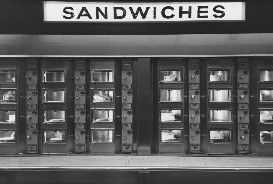 Automat, New York restaurants