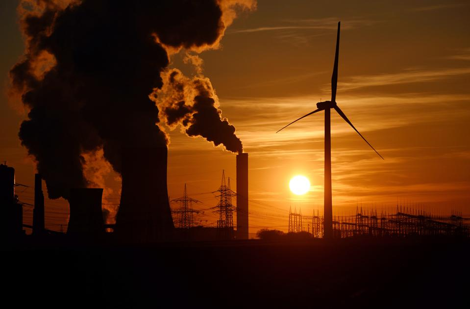 Negative Electricity Prices Are Not A Sign Of Renewable Success