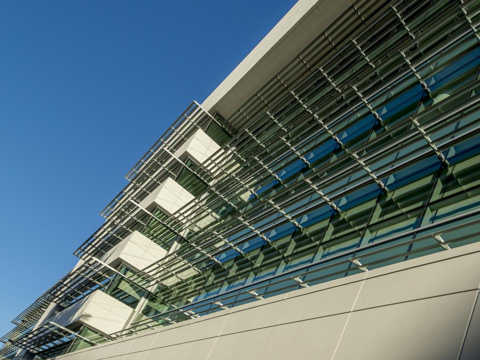 Architectural sun shades
