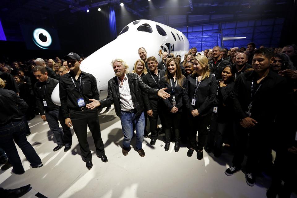Virgin Galactic SpaceShipTwo