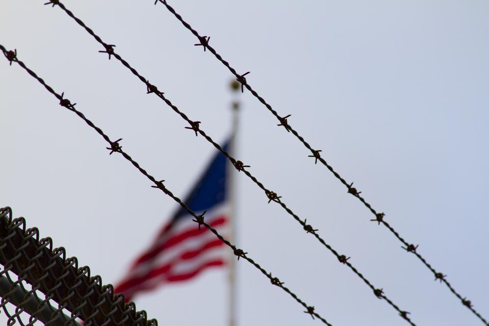 Federal prisons on lockdown ahead of Biden Inauguration.