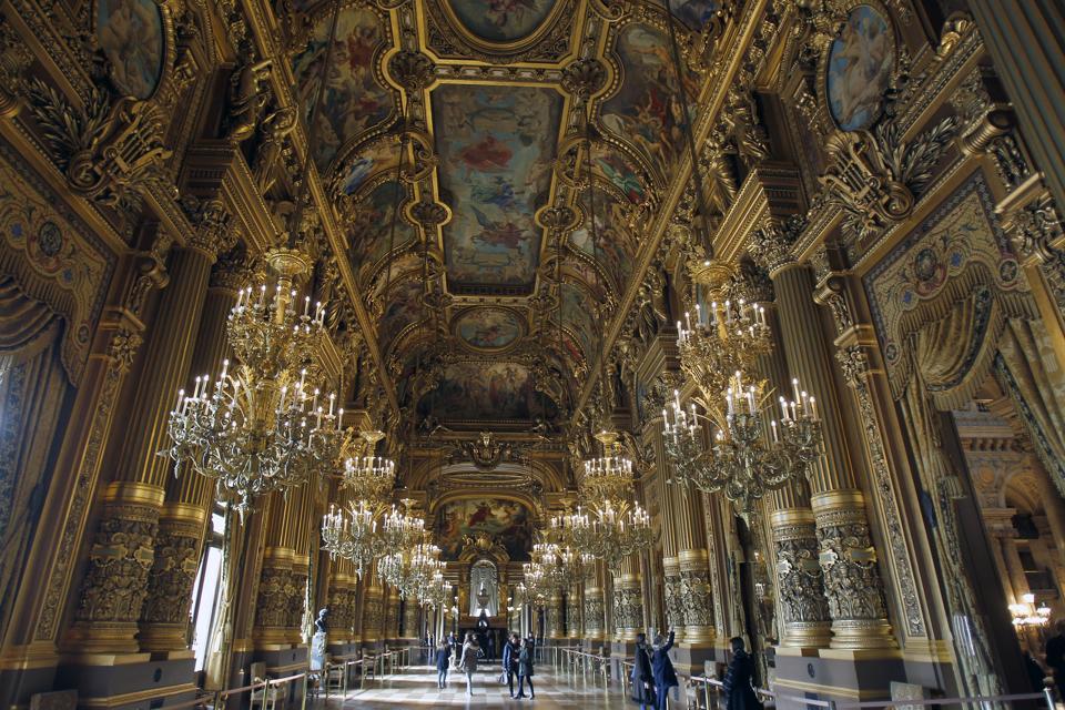 Palais Garnier Paris attractions