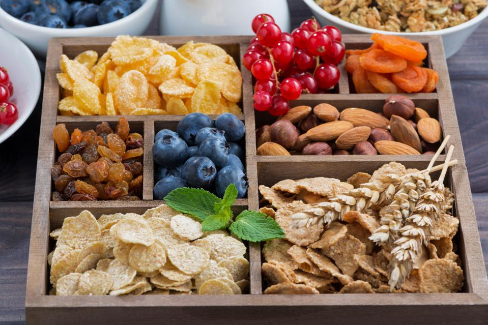 healthy snacks, fruits, nuts, whole grains, food is medicine, nutrition, health