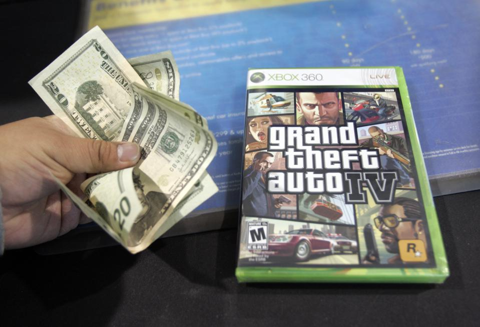 Grand Theft Auto Makers Accused Of