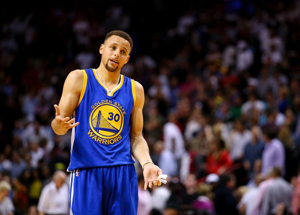 Era of Stephen Curry Reaches New High with Ascent of Curryball