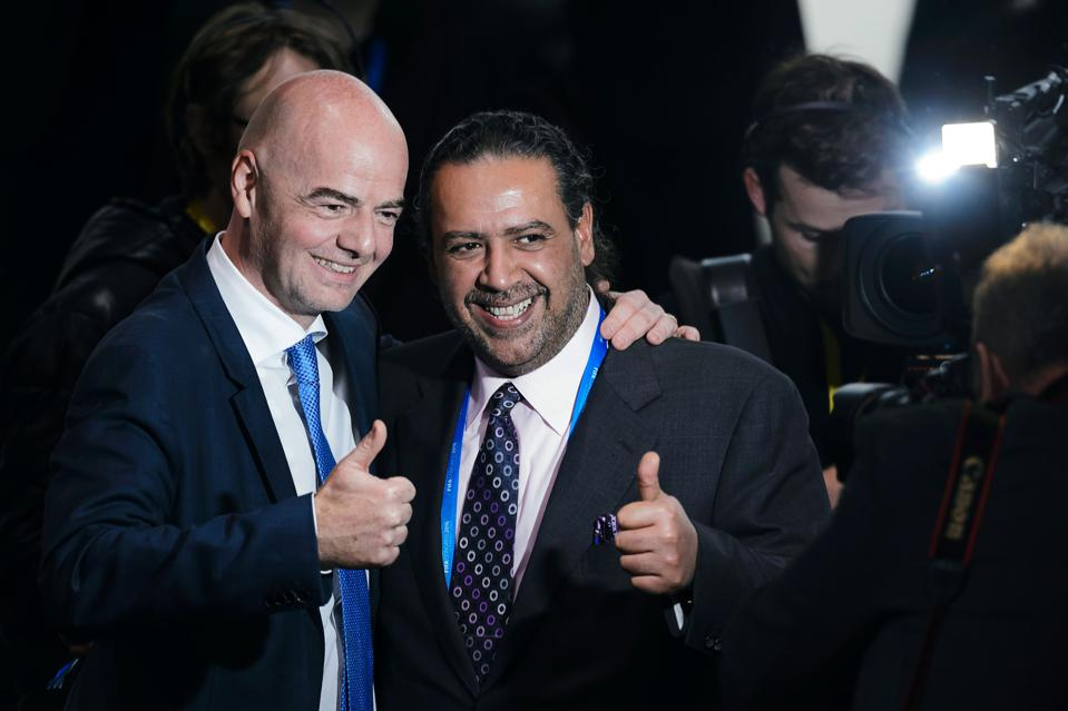 FIFA Bets $600 Million On New President Gianni Infantino