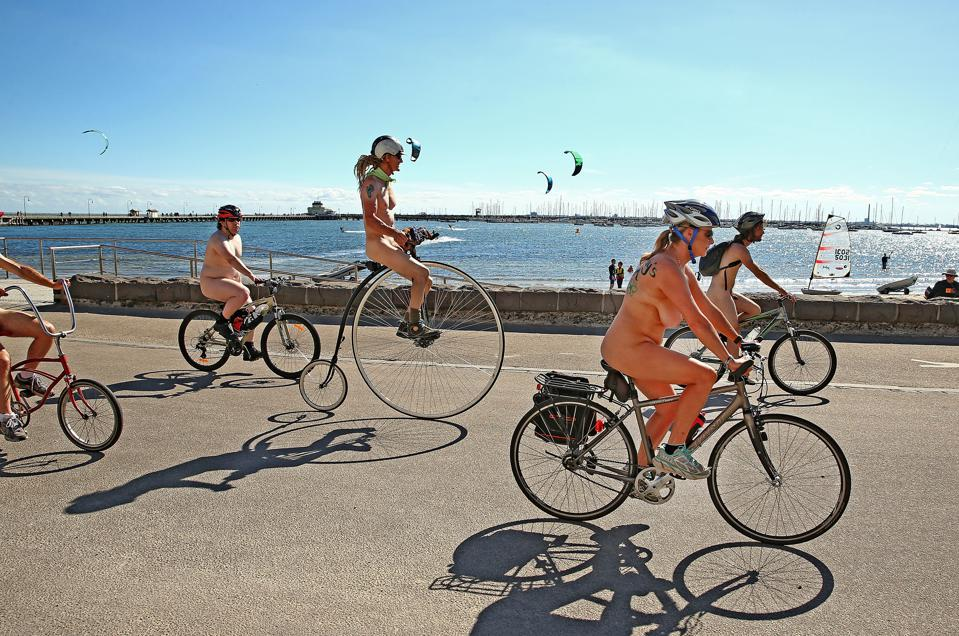 The World Naked Bike Ride Is Coming Back to St. Louis This