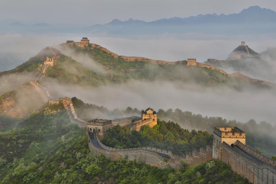 virtual tour Great Wall China