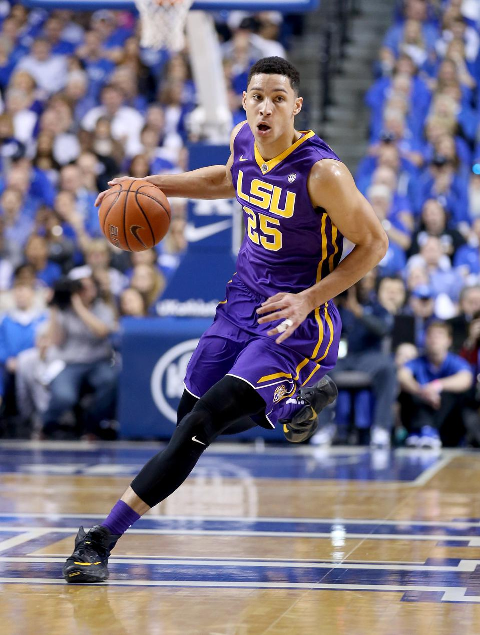 The Grade Shaming Of Ben Simmons: Part Of The NCAA's ...