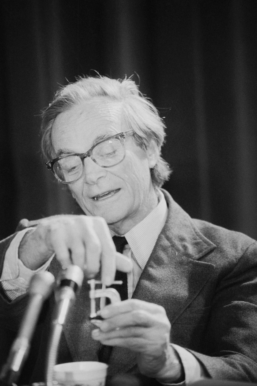 Richard Feynman on Rogers Commission
