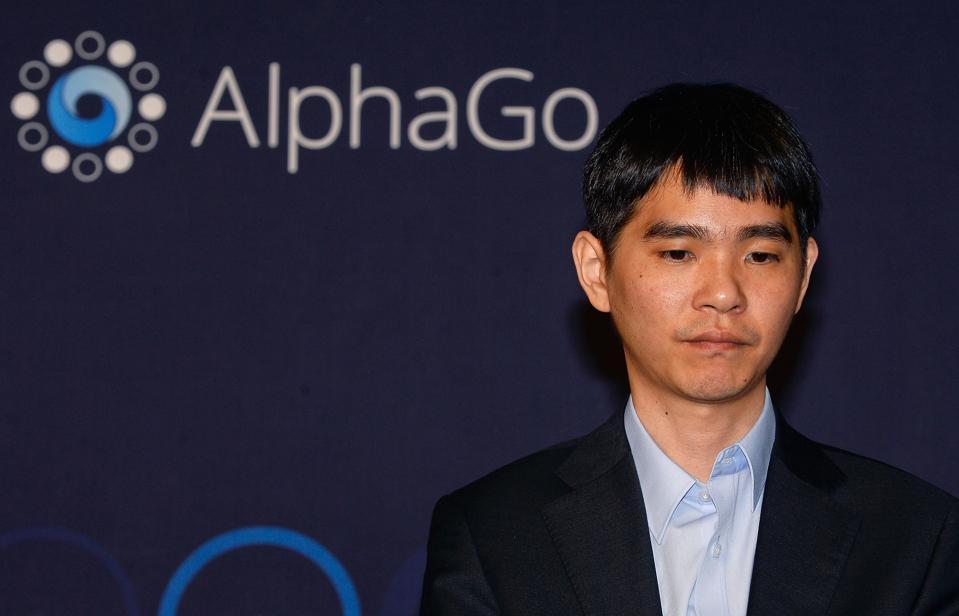 Professional 'Go' Player Lee Se-dol