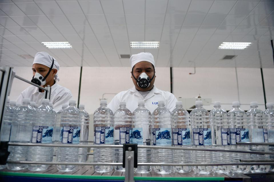 Why Do People Believe Bottled Water Is Better?