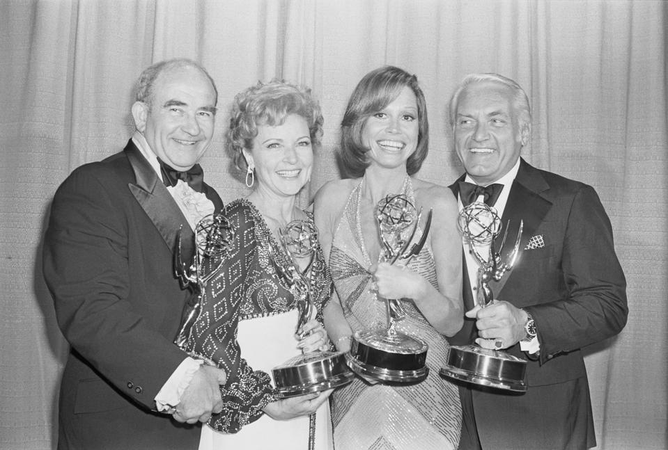 Portrait of Emmy Winners from The Mary Tyler Moore Show